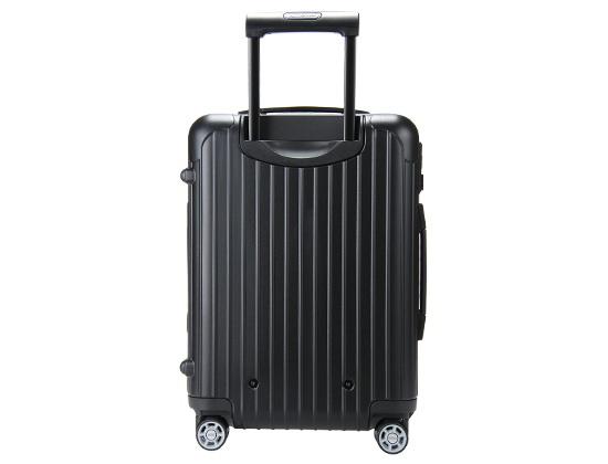 RIMOWA rimowa Bolero女式无钮短上衣Cabin MultiWheel IATA客舱多轮罩IATA 37L matte black垫子黑色865.52.32.4旅行箱商务