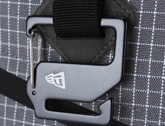 New Era新埃拉Ripstop All-Sport Pack唇最高層全部運動包Gray灰色10828344戶外日包背包帆布背包