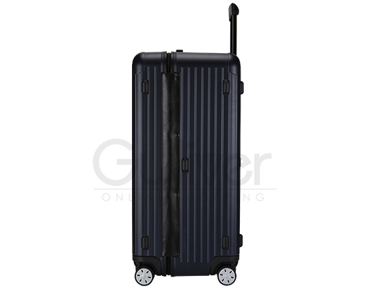RIMOWA rimowa 810.80.39.4 莎莎莎莎體育 4 輪運動 MultiWheel 80 啞光藍色藍色手提箱 102 L