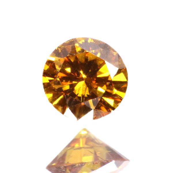 【10%OFFクーポン対象&P2倍】オレンジ ダイヤモンド 0.290カラット loose ルース/裸石 カラーダイヤの神秘 イエローを帯びた明瞭オレンジ ソーティング付 /セレクトジュエリー・新品/届10/ラックジュエル luckjewel/1点もの