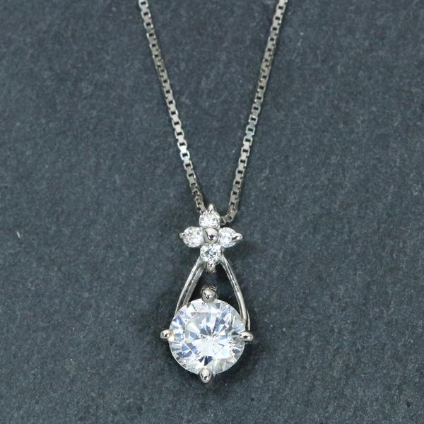 ダイヤモンド(空枠) 0.3、0.5 (±0.05ct可)ct用 ペンダントトップ枠 K18 PG WG 18金 PT900 可憐で可愛らしいデザイン /白・透明(ホワイト)/リフォーム/1年保証/ラックジュエル luckjewel/