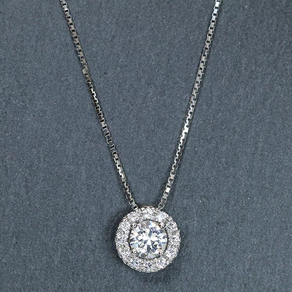 ダイヤモンド(空枠) 0.2、0.3、0.5 (±0.05ct可)ct用 ペンダントトップ枠 K18 PG WG 18金(※プラチナ追加料金で対応可) 華やか ダイヤが大きく見える /白・透明(ホワイト)/リフォーム/1年保証/