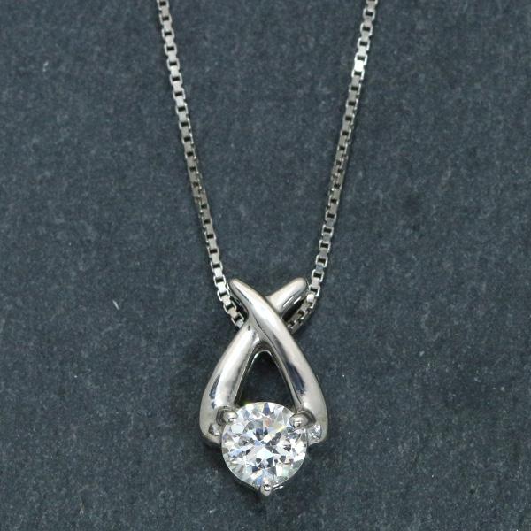 ダイヤモンド(空枠) 0.2~0.5(±0.05ct可)ct用 ペンダントトップ枠 K18 PG WG 18金 PT900 クロスデザインバチカン /白・透明(ホワイト)/リフォーム/1年保証/ラックジュエル luckjewel/