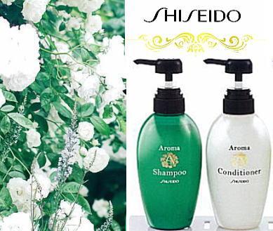 400 ml of Shiseido aroma ◇ shampoo 02P22Nov13