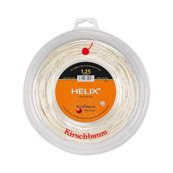 ヘリックス/Helix/200mロール(HELIX-ROLL)《キルシュバウム テニス ストリング(ロール他)》