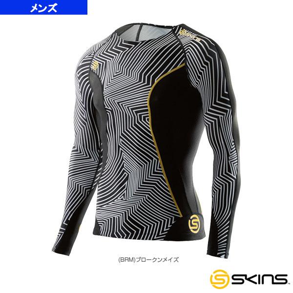 ロングスリーブトップ/メンズ(ZK9905005)《スキンズ オールスポーツ アンダーウェア》