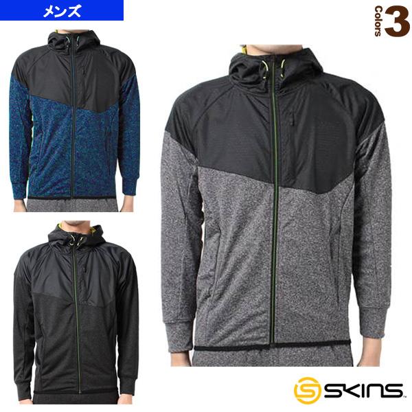 スウェットジャケット/メンズ(SAS3651)《スキンズ オールスポーツ アンダーウェア》