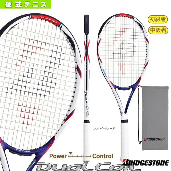 Dual Coil 280/デュアルコイル 280(BRAD62)《ブリヂストン テニス ラケット》硬式テニスラケット硬式ラケット女性向き