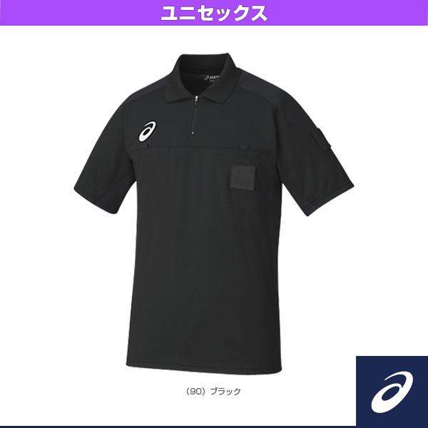 レフリーシャツHS/ユニセックス(XS6193)《アシックス サッカー ウェア(メンズ/ユニ)》