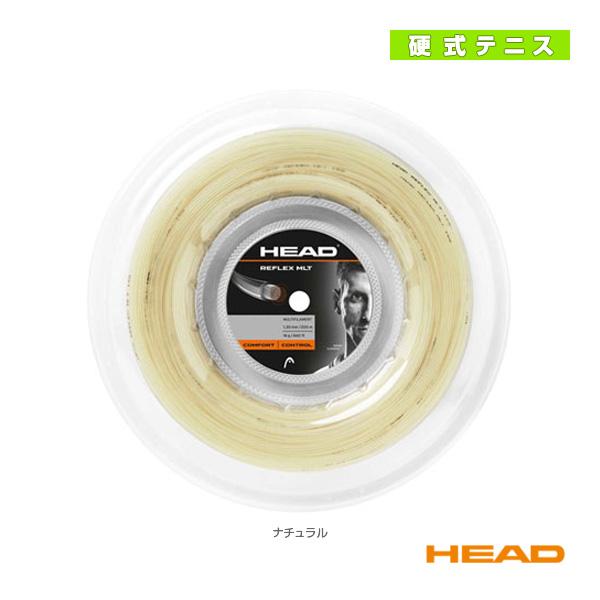 Reflex MLT/リフレックス・マルチ/200mロール(281314)《ヘッド テニス ストリング(ロール他)》(マルチフィラメント)ガット