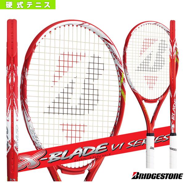 エックスブレード ブイアイアール 290/X-BLADE VI-R 290(BRAV65)《ブリヂストン テニス ラケット》硬式