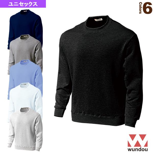 9cbdfc374afc0 [wundou(ウンドウ) オールスポーツ ウェア(メンズ/ユニ)]スーパーヘビーコットントレーナー/ユニセックス(P601)