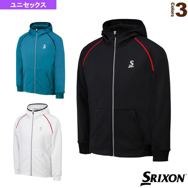フリースジャケット/ユニセックス(SDF-5640)《スリクソン テニス・バドミントン ウェア(メンズ/ユニ)》テニスウェア男性用