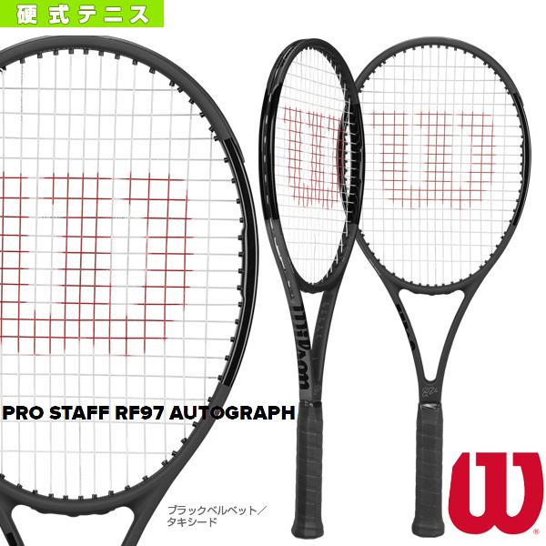 PRO STAFF RF97 Autograph/プロスタッフ RF97 オートグラフ(WRT731410)《ウィルソン テニス ラケット》硬式テニスラケット硬式ラケット