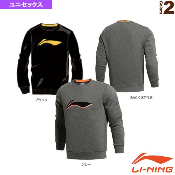 トレーナー/ユニセックス(AWDJ757)《リーニン テニス・バドミントン ウェア(メンズ/ユニ)》