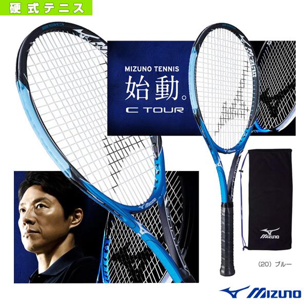シーツアー 290/C TOUR 290(63JTH712)《ミズノ テニス ラケット》硬式ラケット硬式テニスラケット