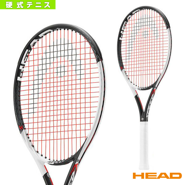 SPEED S/スピード エス(231837)《ヘッド テニス ラケット》硬式テニスラケット硬式ラケット