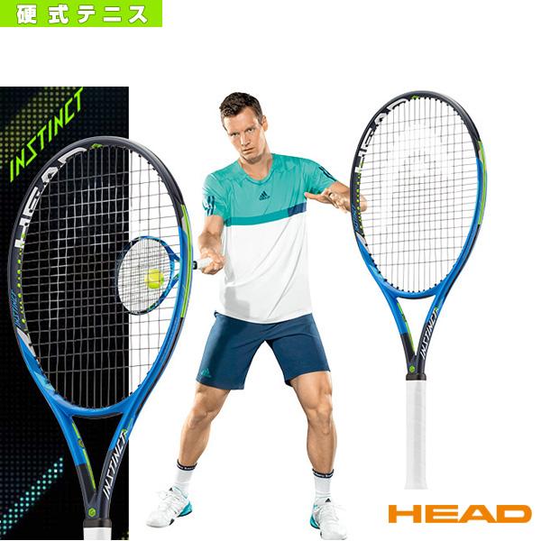 INSTINCT ADAPTIVE/インスティンクト アダプティブ/チューニングキット付(231917)《ヘッド テニス ラケット》硬式テニスラケット硬式ラケット