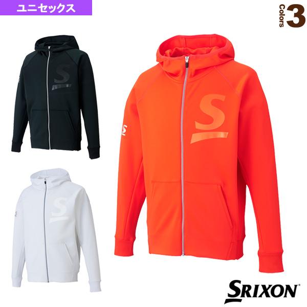 フリースジャケット/ユニセックス(SDF-5700)《スリクソン テニス・バドミントン ウェア(メンズ/ユニ)》テニスウェア男性用