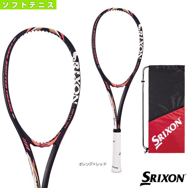 SRIXON X 100V/スリクソン X 100V(SR11702)《スリクソン ソフトテニス ラケット》軟式ラケット軟式テニスラケット前衛用