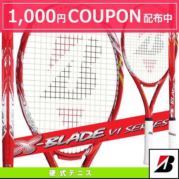 エックスブレード ブイアイアール 290/X-BLADE VI-R 290(BRAV65)《ブリヂストン テニス ラケット》
