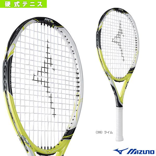 PW110L/ピーダブリュー110エル(63JTH740)《ミズノ テニス ラケット》硬式