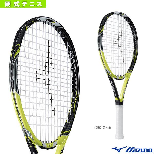 PW80s/ピーダブリュー80エス(63JTH748)《ミズノ テニス ラケット》硬式