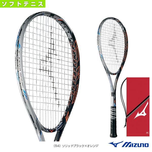 ジスト ティーゼロソニック/XYST T-ZERO SONIC(63JTN737)《ミズノ ソフトテニス ラケット》軟式(前衛向き)