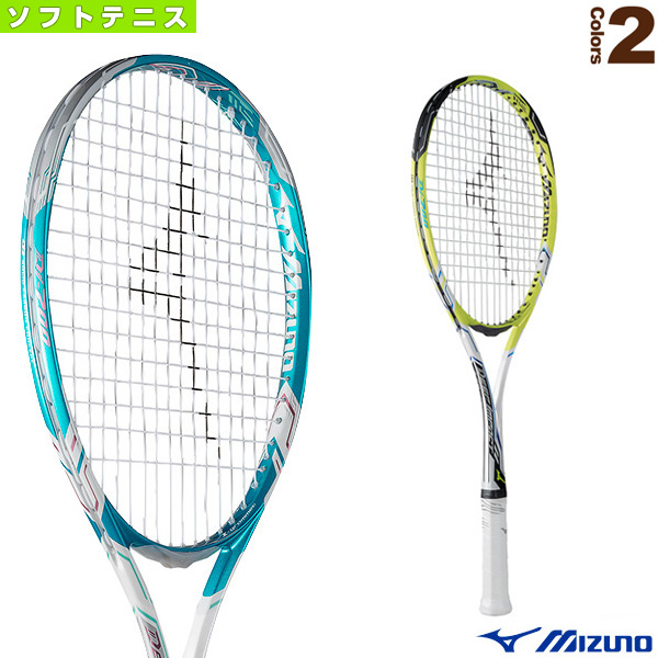 DI-700/ディーアイ 700(63JTN747)《ミズノ ソフトテニス ラケット》軟式ラケット軟式テニスラケットコントロール