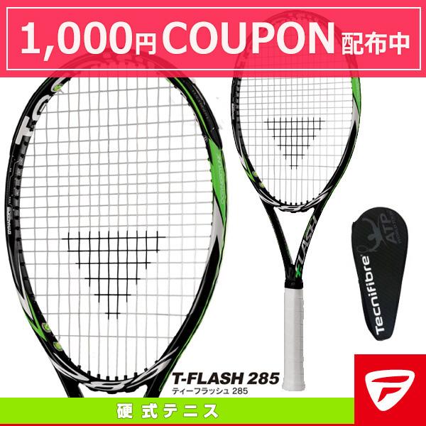 ティーフラッシュ 285/T-FLASH 285(BRTF82)《テクニファイバー テニス ラケット》