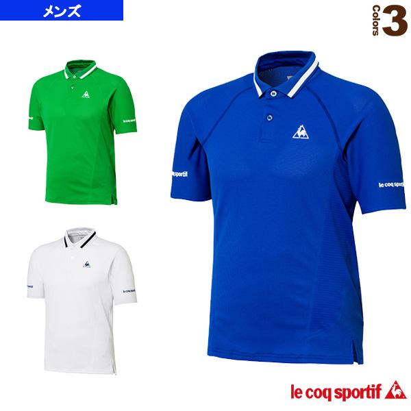 [ルコック テニス・バドミントン ウェア(メンズ/ユニ)]NEXTEP 半袖ポロシャツ/メンズ(QT-710171)