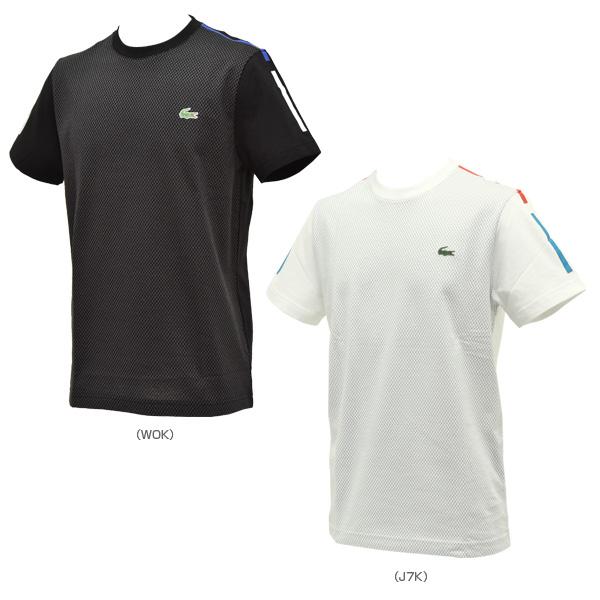102ee6aa5150f [ラコステ テニス・バドミントン ウェア(メンズ/ユニ)]T-SHIRTS/Tシャツ/半袖/メンズ(TH2057)