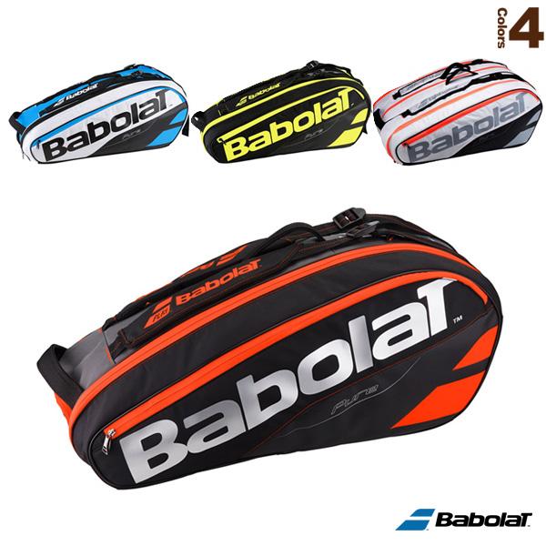 PURE LINE/RACKET HOLDER×12/ラケットバッグ/ピュアライン/ラケット12本収納可(BB751133/BB751161)《バボラ テニス バッグ》