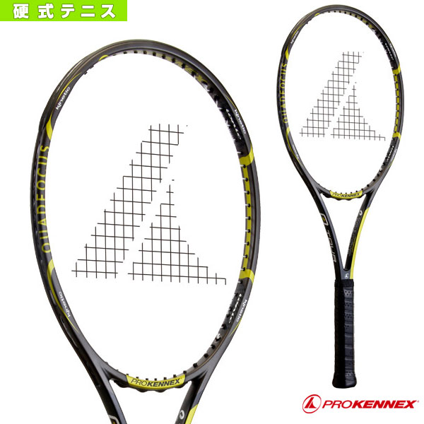 Ki Qplus Tour/ケーアイ キュープラスツアー/Kinetic Qplusシリーズ(CL-13413)《プロケネックス テニス ラケット》