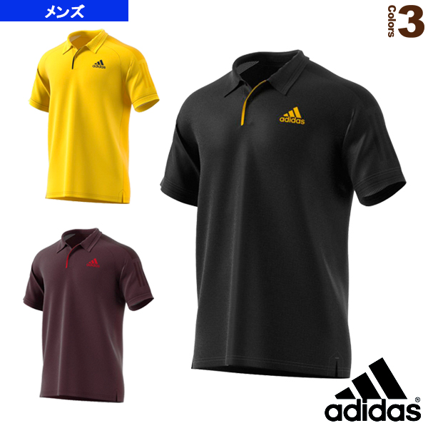 bd4c0de8 MENS BARRICADE polo shirt / men (ECN51) << Adidas tennis badminton ...