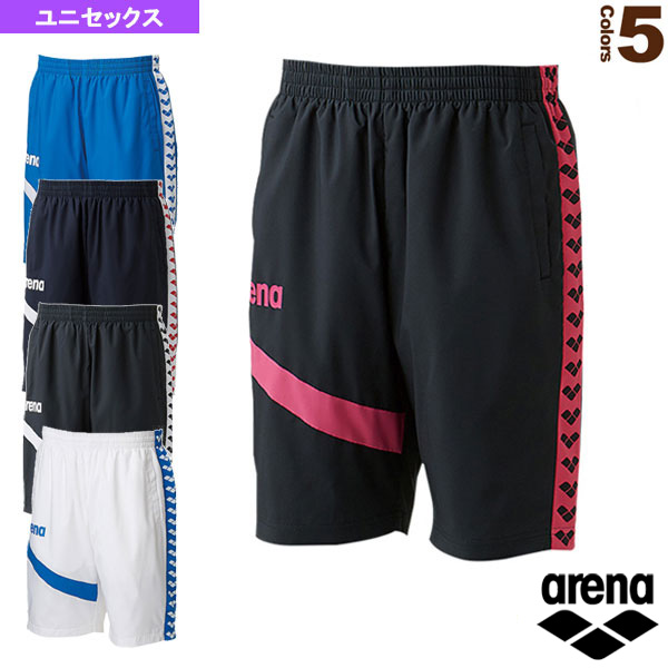 ウィンドハーフパンツ/ユニセックス(ARN-6302P)《アリーナ オールスポーツ ウェア(メンズ/ユニ)》