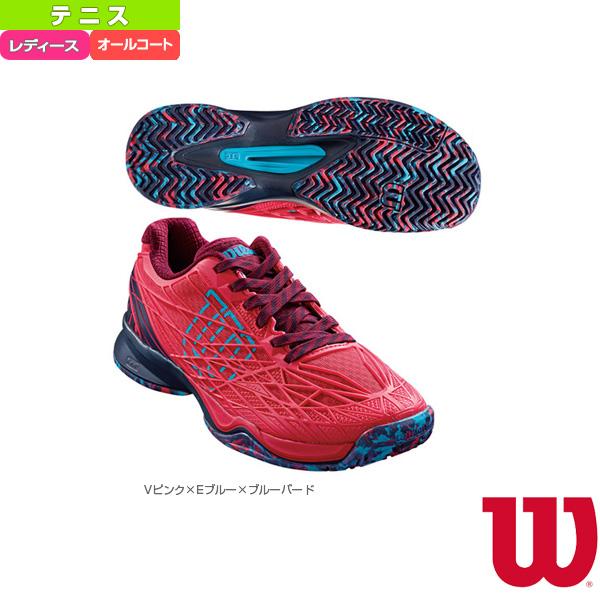 KAOS AC/ケイオス AC/レディース(WRS323240U)《ウィルソン テニス シューズ》オールコート用ハードコート用