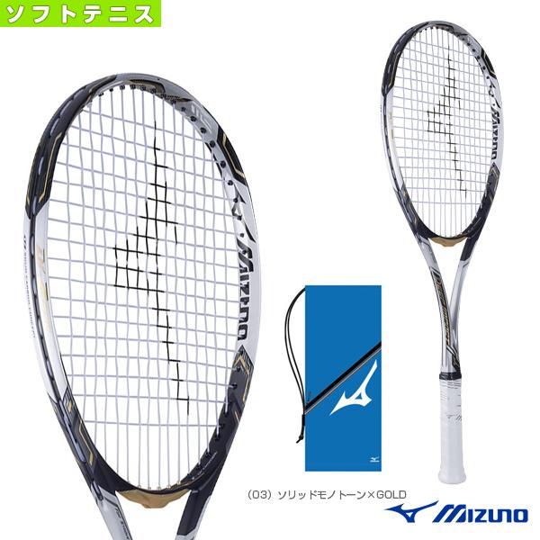 DI-Z AERO/ディーアイゼット エアロ(63JTN740)《ミズノ ソフトテニス ラケット》軟式ラケット軟式テニスラケットコントロール