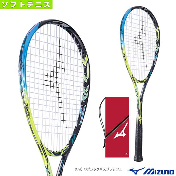 ジスト ゼット01/XYST Z-01(63JTN734)《ミズノ ソフトテニス ラケット》軟式(後衛向き)
