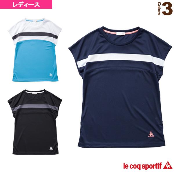 97353cac20c51 半袖シャツ/レディース(QB-015973)《ルコック テニス・バドミントン ウェア(