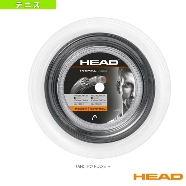 PRIMAL/プライマル/ 200mロール(281027)《ヘッド テニス ストリング(ロール他)》(ポリエステル×ナイロンハイブリッド)ガット