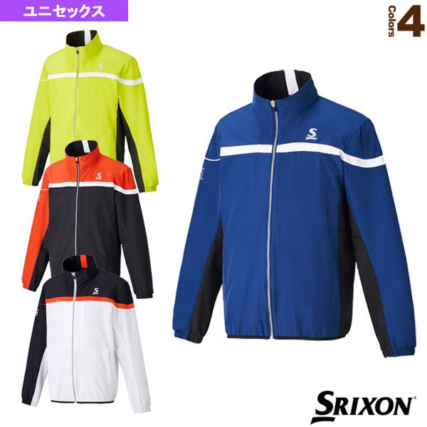 ヒートナビジャケット/ユニセックス(SDW-4740)《スリクソン テニス・バドミントン ウェア(メンズ/ユニ)》テニスウェア男性用