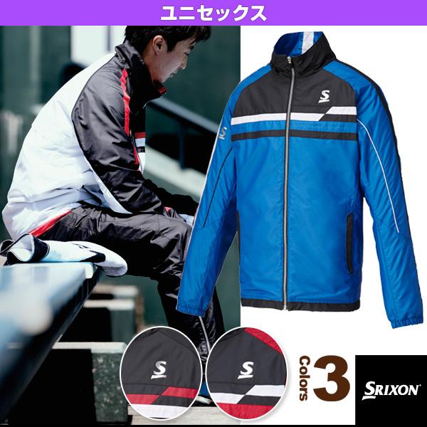 ウインドジャケット/ユニセックス(SDW-4742)《スリクソン テニス・バドミントン ウェア(メンズ/ユニ)》テニスウェア男性用
