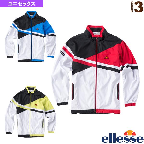 TEAMウィンドアップジャケット/ユニセックス(ETS57350)《エレッセ テニス・バドミントン ウェア(メンズ/ユニ)》