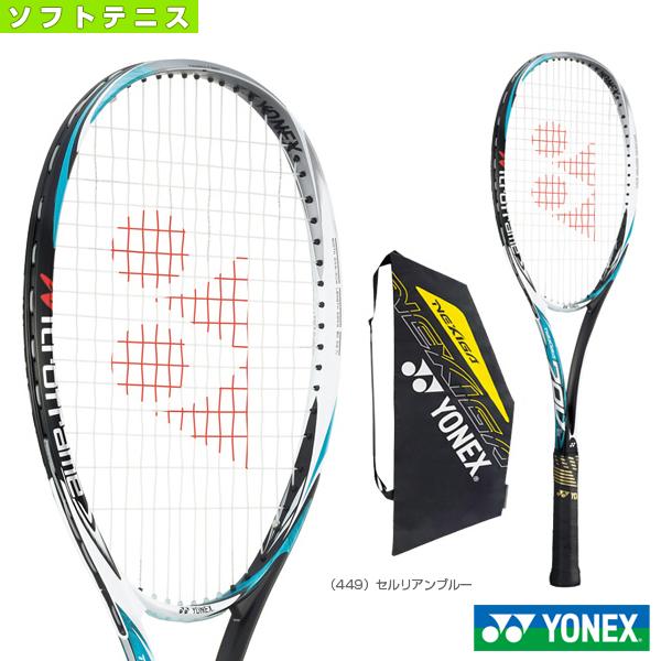 ネクシーガ 70V/NEXIGA 70V(NXG70V)《ヨネックス ソフトテニス ラケット》軟式前衛用