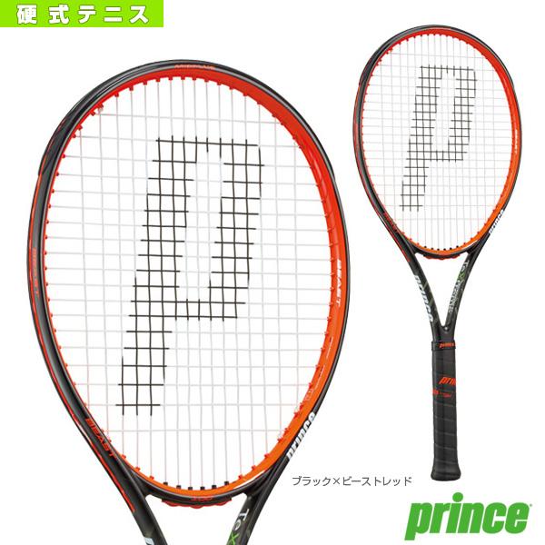 BEAST 100/ビースト 100/フレーム280g(7TJ062)《プリンス テニス ラケット》硬式テニスラケット硬式ラケット