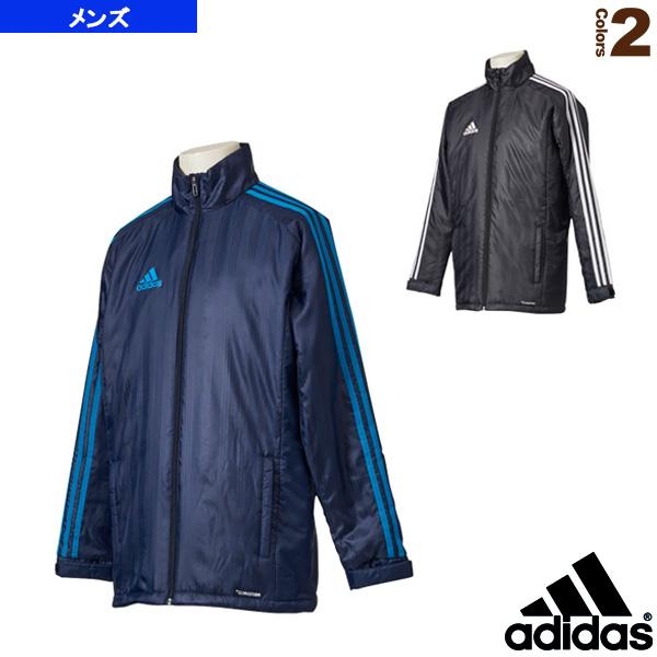 SHADOW ウォーマージャケット/中綿/メンズ(DLK14)《アディダス サッカー ウェア(メンズ/ユニ)》