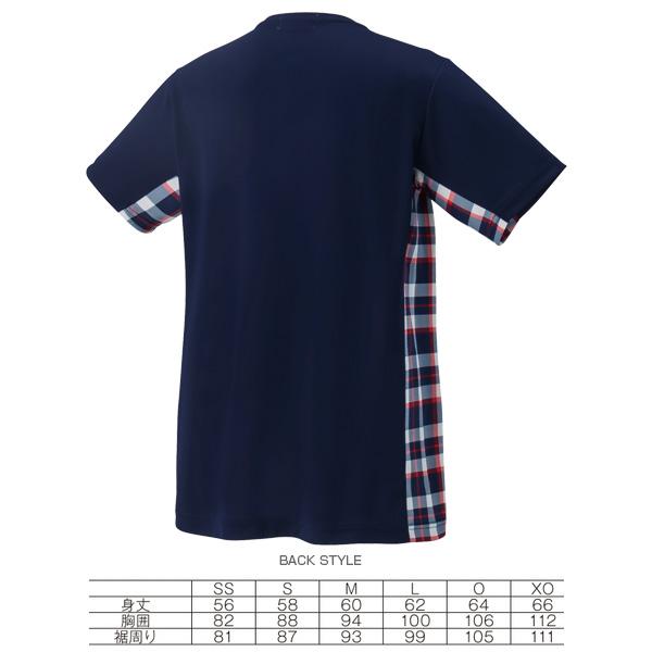셔츠/레귤러 타입/레이디스(20397)《요넥스 테니스・배드민턴 웨어(레이디스)》