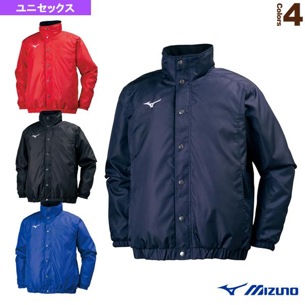 中綿ウォーマーシャツ/ユニセックス(32JE7551)《ミズノ オールスポーツ ウェア(メンズ/ユニ)》