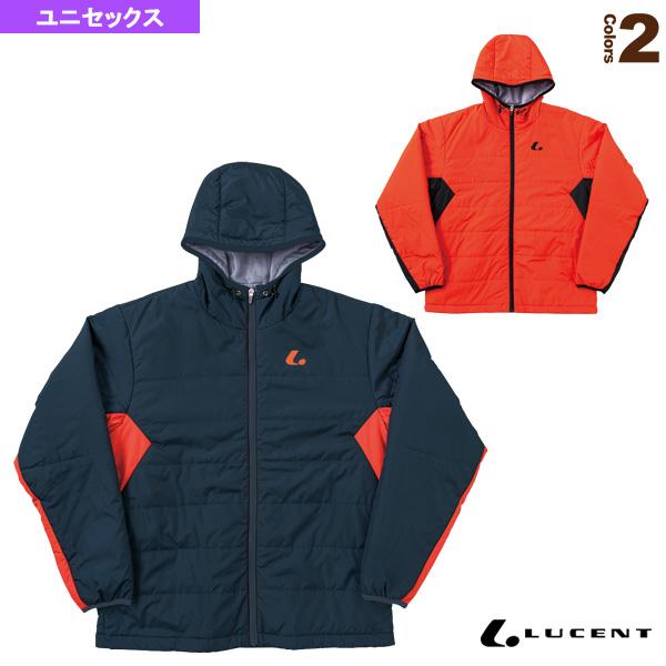パデットジャケット/ユニセックス(XLW-312)《ルーセント テニス・バドミントン ウェア(メンズ/ユニ)》